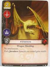 A Game of Thrones 2.0 - 1x #166 Viserion - House Targaryen