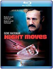 NIGHT MOVES (Gene Hackman)   -  Blu Ray - Sealed Region free