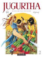 Jugurtha Gesamtausgabe 2 - Deutsch - Finix - Comic - NEUWARE