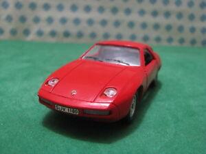 Vintage - Porsche 928 - 1/43 Solido Ref. 49