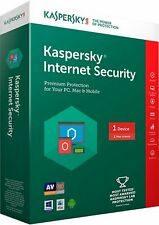 Kaspersky Internet Security 2020 1 Year 1 Device World Wide Limited Offer Fast
