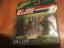 Cobra Viper-Tele Viper Troop Builders VALOR vs VENOM GI Joe 2003 New