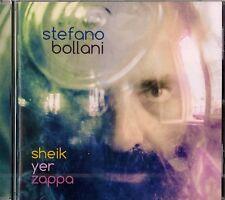 Stefano Bollani - Sheyk Yer Zappa CD (album nuovo/disco sigillato)