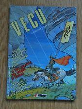 Vécu magazine n°2 Hermann / Juillard / Hulet / Adamov