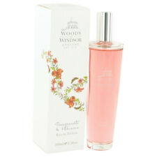 Pomegranate & Hibiscus by Woods of Windsor 3.4 oz EDT Spray for Women