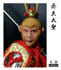 CHINA.X.H 1/6 The Monkey King Journey to the West 1986 2.0 Ver. Figure Model New
