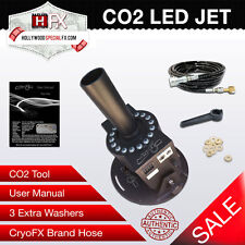 LED CO2 Jet - DMX 512 Kryo FX Blast LED Cannon Special Effects Co2 Cannon - LED1