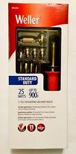 Weller Wood Burning & Hobby Iron Kit 15 Piece Standard Duty 25 Watts