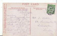 Genealogy Postcard - Family History - Little - Edmonton - London N   MB1055