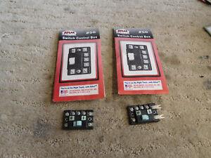 Atlas # 56 Switch Conrol Boxes, 2 ea.
