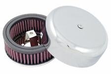 """RL-320B K&N Replacement Air Filter H/D LINKERT 4-BOLT 6""""DIA 2""""H (KN Powersports"""