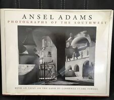 Ansel Adams Photographs Of The Southwest Hardcover Book 1994