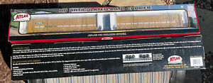 Atlas 20 000242 HO TTX Articulated Auto Carrier #880231 New In Box.