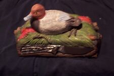 SCHRADE USA  DUCKS UNLIMITED RED HEADED DUCK & KNIFE SET  NEW IN BOX