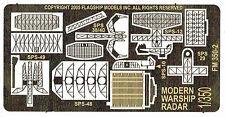 Flagship Models FM 350-2 Modern Warship Radar Details