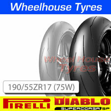 Pirelli Diablo Supercorsa SP V3 190/55ZR17 (75W) TL Rear