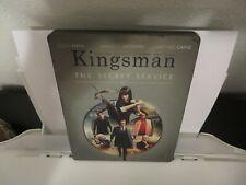 Kingsman: The Secret Service Steelbook (Blu-ray Disc, 2016)
