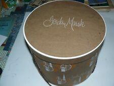 vintage jordan marsh pink ladies hat with pink purse in the box ,50's