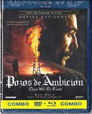 Paul Thomas Anderson: POZOS DE AMBICIÓN. Combo DVD y BLU-RAY.