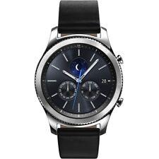 Samsung SM-R775VZSAVZW Gear S3 Classic Verizon Accs Samsung Watch Silver Mult 5