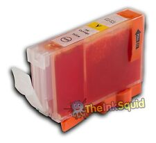 1 Yellow Compatible CLI-521Y Canon Pixma Ink Cartridge