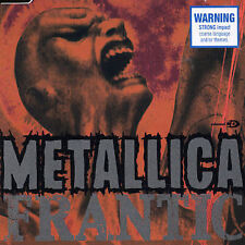 METALLICA - Frantic [Single] [Limited] -(CD, Sep-2003, Universal/Mercury)-MINT