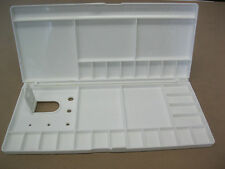 Large Watercolor Plastic Palette mixing tray