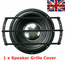 """10"""" Inch Car Subwoofer Speaker Sound Grille Covers Guards Bar Steel Sub Woofe"""