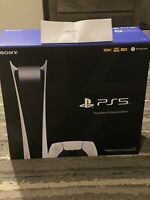 ✅ Sony Playstation 5 Digital Version PS5 WHITE IN HAND FREE SHIPPING ✅