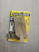 SPEC OPS BRAND - Ready Fire MODE - Butt stock Magazine Pouch Carrier FDE - NEW