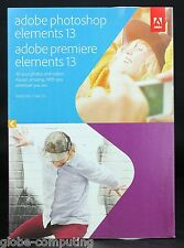 Adobe Photoshop and Premiere Elements 13 Windows & MAC 65237749
