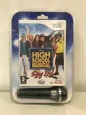 Disney High School Musical: Sing It + Microphone Nintendo Wii PAL BRAND NEW