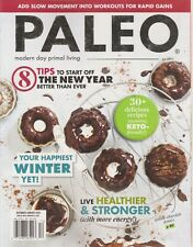 Paleo December/January 2020 Magazine New