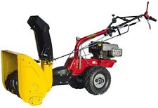 Eurosystems M 250 E-Start Multipurpose device with Snow plow 55 cm, 2-stage, B&S