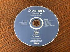 Jeu sega dreamcast pal dreamon collection 4(disque uniquement)