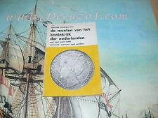 Mevius:1973 Speciale catalogus van de munten van het koninkrijk der Nederlanden