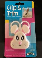 Super Pet Clip & Trim Quality Toenail Trimmerfor Rabbits & Other Small Pets