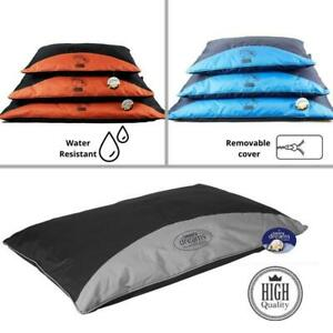 Waterproof Dog Cushion Perfect for Car Crate Comfortable Stylish Durable Design