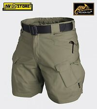 "Helikon-tex Urban Tactical Shorts 8.5"" Adattiva Verde Sp-uts-pr-12 M"