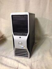 Dell Precision 380 Computer Workstation - 2.80ghz   4GB 250GB, WINDOWS XP PRO