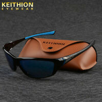 KEITHION Polarized Men Sunglasses Cycling Riding Glasses Outdoor Sports Goggle