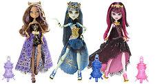 Monster High 13 WÜNSCHE Serien-Set mit 3 Puppen Sammlerpuppen ASST. Y7702