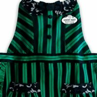 Haunted Mansion Ghost Host Apron Disney Parks NWT