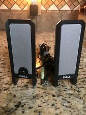 Dell A225 Computer Speakers USB Powered Multimedia Speaker System