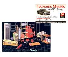 Fujimi 11032 Tools for Garage Diorama 1:24 Scale Kit
