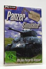 Militär Simulator Panzer (Military Life) - PC Spiel Tank Game NEU & OVP USK12