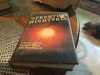 Operation Nightfall by Miles, John and Tom Morris Library Edition