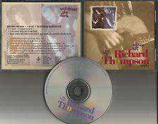 Fairport Convention RICHARD THOMPSON BOX SET sampler RARE TRX  PROMO CD 1993 USA