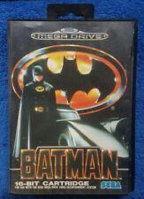 BATMAN - SEGA MEGA DRIVE - Massive Sale On MegaDrive Games!!!