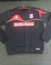 Stoke City FC HOME 2001 - 2003 Le Coq Sportif Felpa taglia 11/12 anni